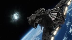 """Космический корабль """"Ковчег"""""""
