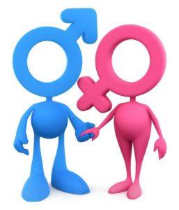 Мужское и женское